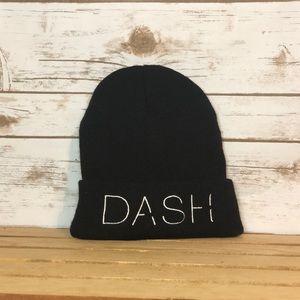 Kardashian Kollection | Dash Beanie | Black